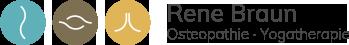 Heilpraktiker Rene Braun Logo
